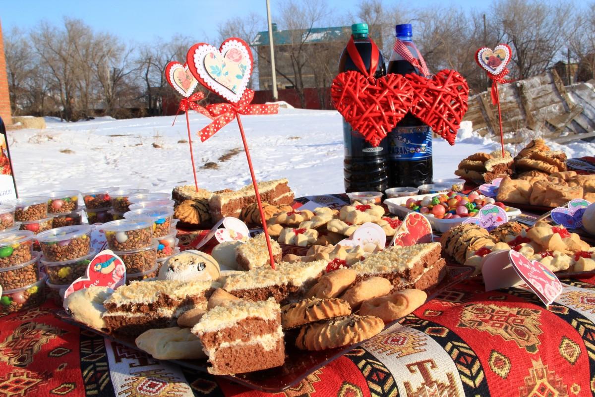 В Магнитогорске отметили национальный армянский праздник Терендез (Трндез)
