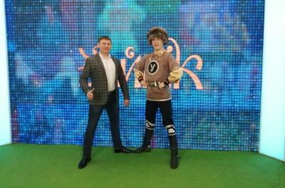 Ильдар Гизитдинов завоевал Гран–при республиканского телевизионного конкурса башкирского танца «Баик»